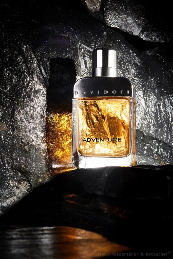 Davidoff purfume on the rock.jpg