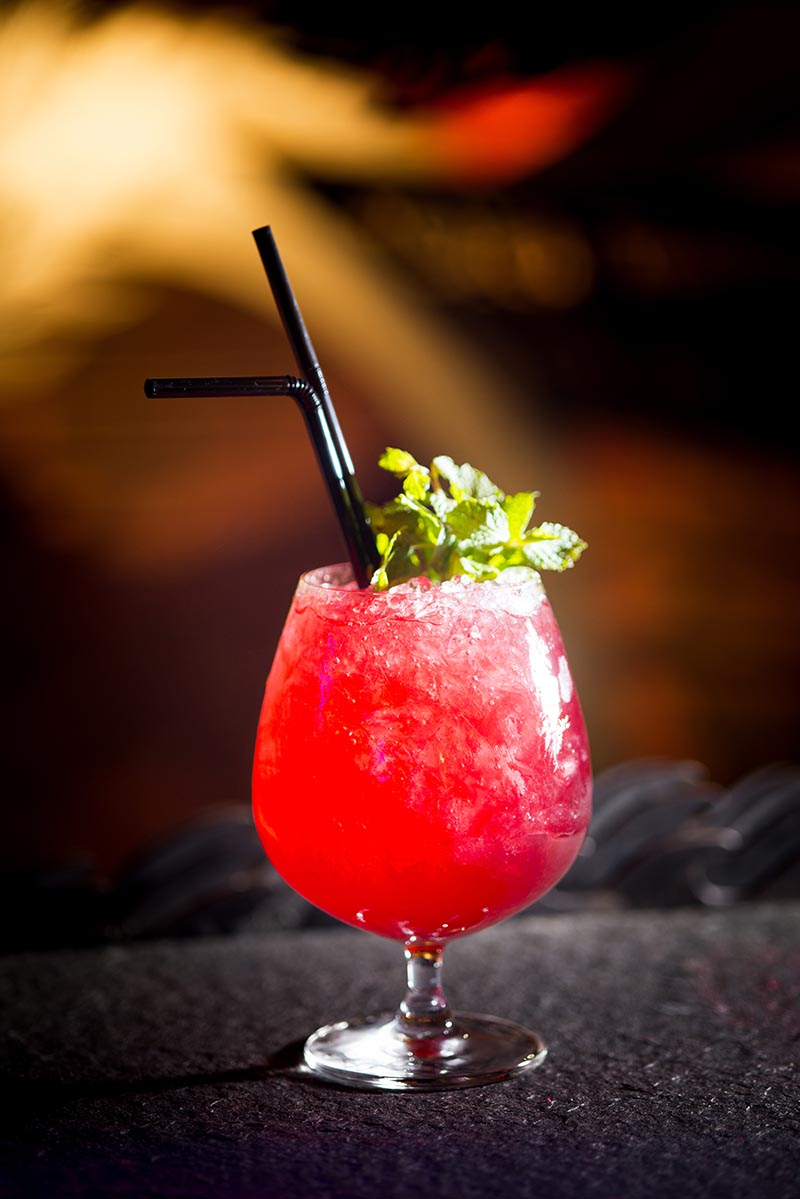Cocktail red
